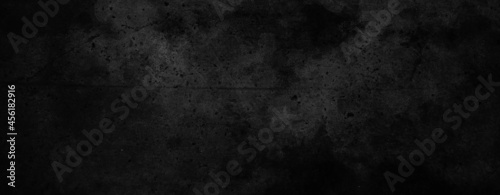 Photo Scary Old Cement Cracks is Great For Halloween Theme Background
