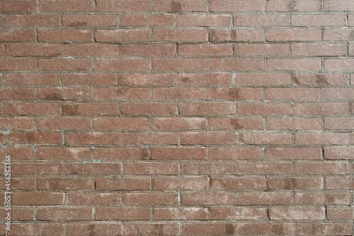Fototapeta premium red brick wall