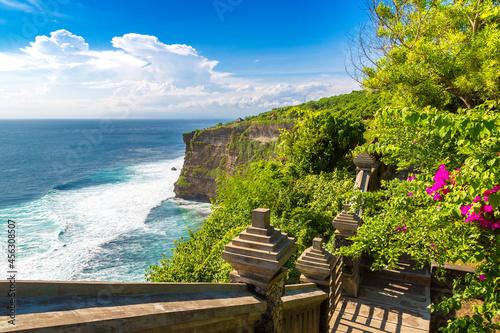 Obraz na plátně Pura Luhur Uluwatu Temple on Bali