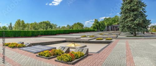 Foto Memorial of glory in Tiraspol, Transnistria