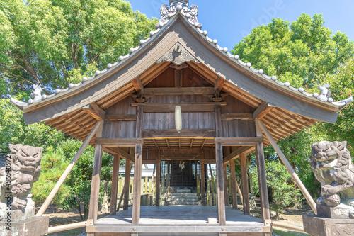 Fototapeta 萩園神社