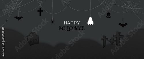 Fotografie, Obraz Happy Halloween