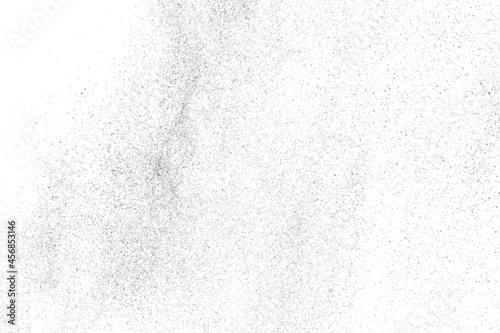 Fototapeta Distressed black texture