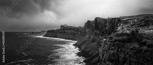 Fotografie, Obraz storm over the sea