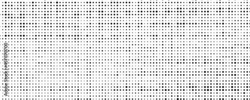 Billede på lærred Vector modern optical texture of pop art