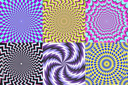Fotografija Psychedelic spiral