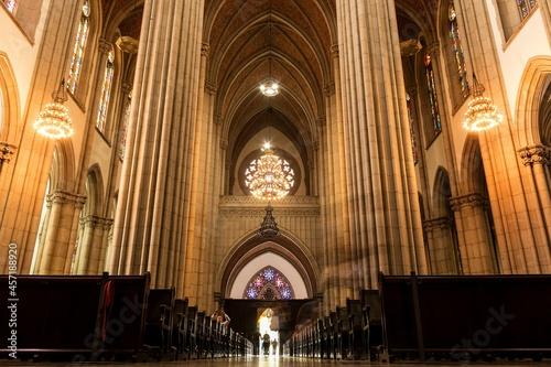 Valokuva São Paulo, Centro Histórico, Catedral da Sé, Mosteiro São Bento, Igreja do Largo