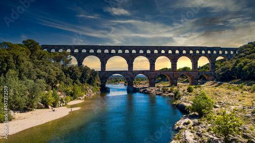 Foto Pont du Gard - France