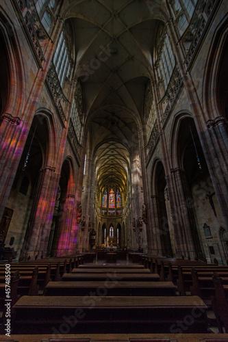 Billede på lærred The Cathedral