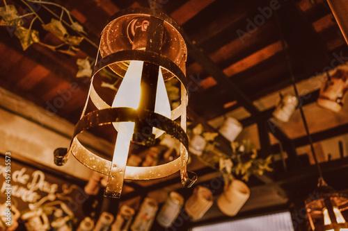 Fotografie, Obraz old lamp