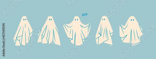 Fotografie, Obraz Set of Ghosts