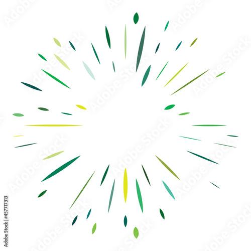 Fotografering Radial, radiating lines