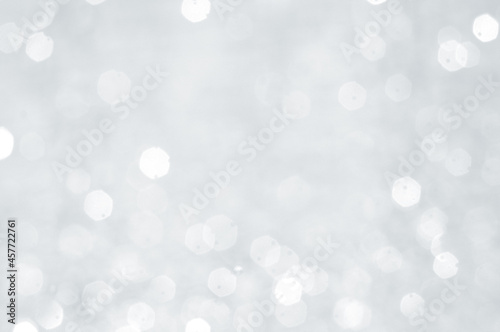 Fotografie, Obraz Abstract background with a white light blur