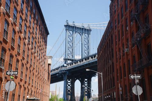 Fotografie, Obraz manhattan bridge