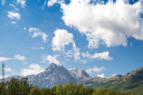 Obraz na plátne Gran Sasso, Abruzzo