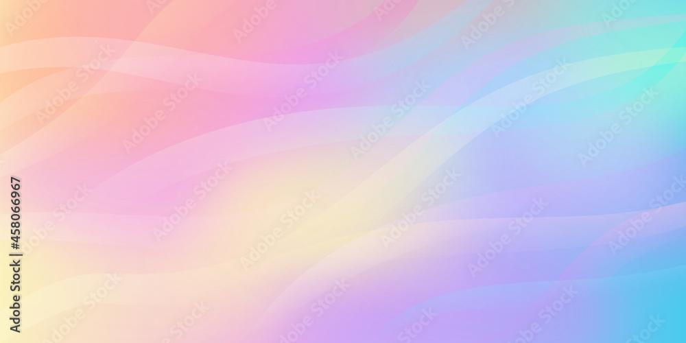 Gradientowe tło - neonowe warstwy, wzlatujące fale kolorowego dymu. Dynamiczna kolorowa kompozycja na okładki, banery, ulotki, plakaty, broszury, tapeta na blog lub social media story.
