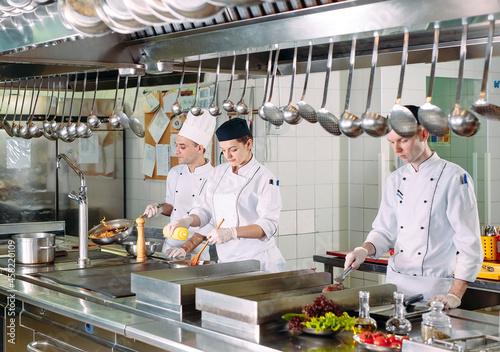 Fotografia Modern kitchen
