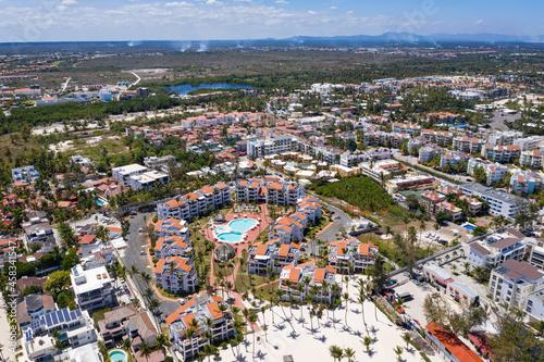 Canvastavla Caribbean city