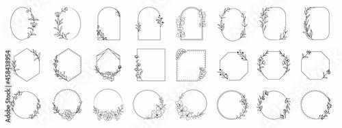 Fotografie, Obraz Wedding logo