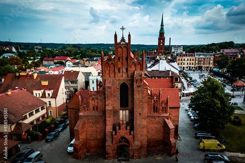 Kościół w Starogardzie Gdańskim