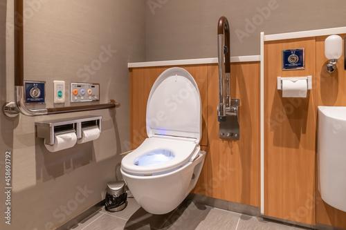 多目的トイレ Fototapet