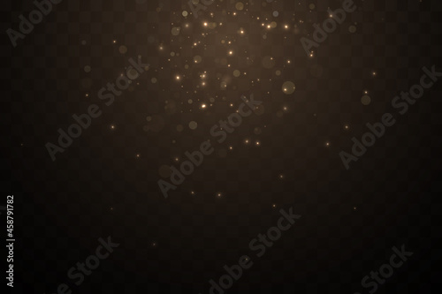 Fototapeta Light effect