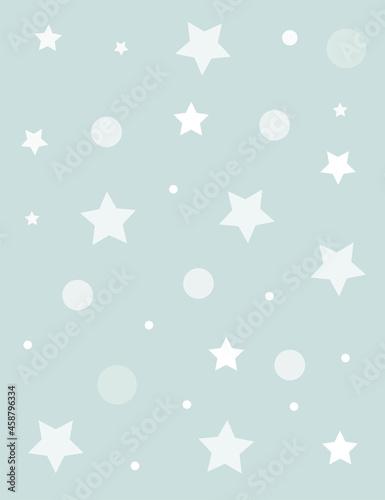 Tło gwiazdki