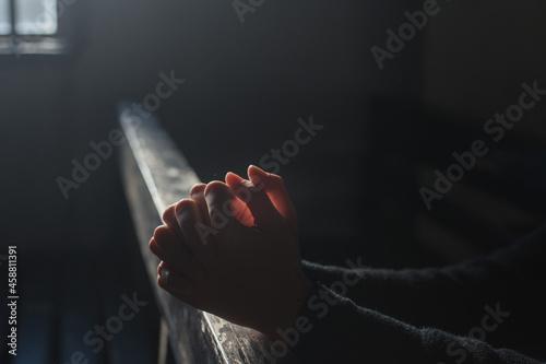 prayer Fototapet
