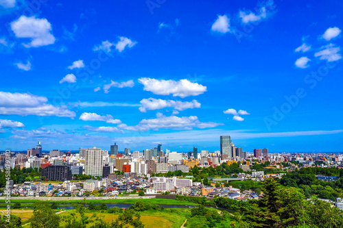Photographie 仙台市の都市風景