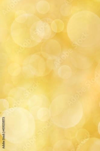 Canvastavla ゴールドのぼかしが綺麗な水彩画の背景イラスト