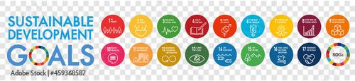 Photo SDGs 17 development goals environment