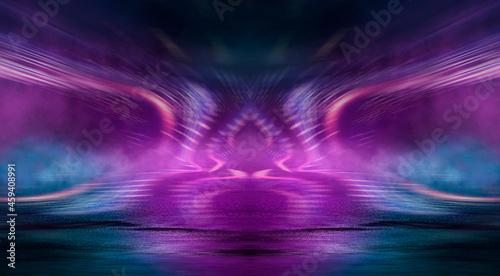 Foto Light effect, blurred background