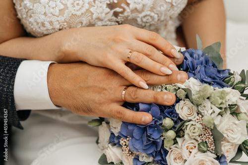 Wedding Fototapet
