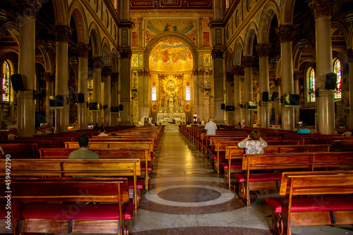 Canvastavla Basílica Nossa senhora de Nazar