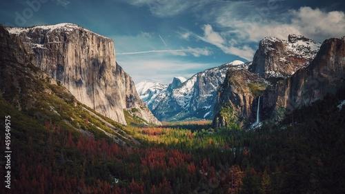 Fotografie, Obraz grand teton national park
