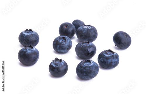 Fotografija blueberry isolated