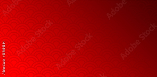 Fotografie, Obraz abstract red chinese new year background vector design