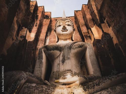 Obraz na plátně buddha statue