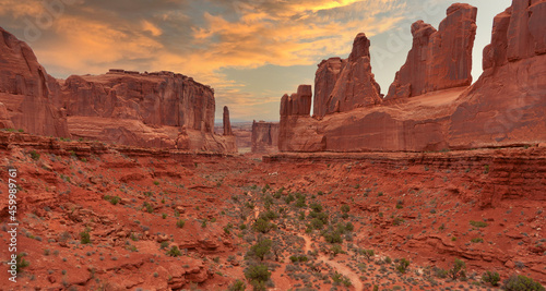 Tela Arches National Park, Moab, Utah