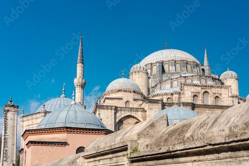 Fotografie, Obraz Turkey, Istanbul, Exterior of Hagia Sophia