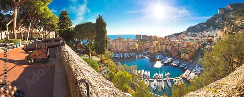 Obraz na plátně Monaco