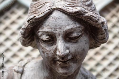 Fotografie, Obraz sculpture of a lady