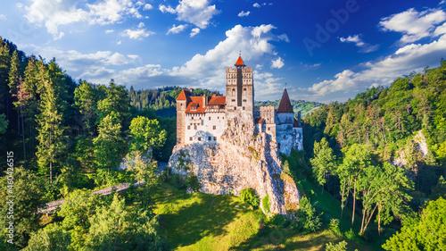 Bran Castle, Transylvania - Most famous destination of Romania.