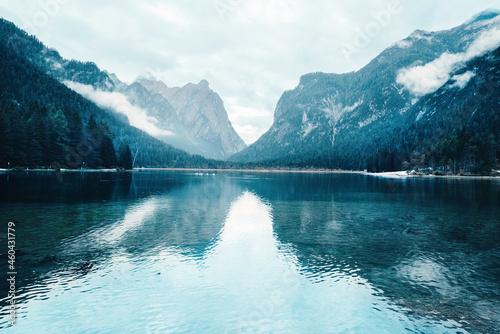 Fotografie, Obraz Herbst am Totlachen See