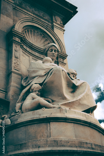 Fotografie, Obraz statue of the virgin mary