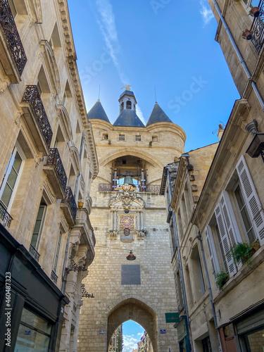 Gosse cloche à Bordeaux, Gironde Tapéta, Fotótapéta