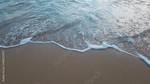 Canvas Print clear Korean sea