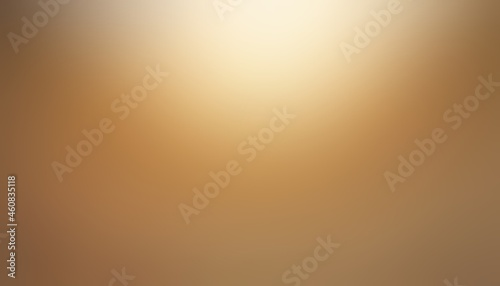 Canvas Smooth halftone yellow blurred empty background with top lighting