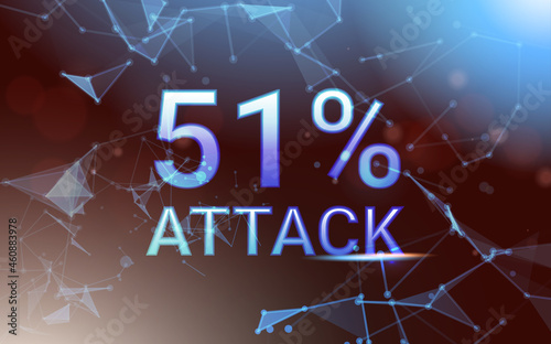 Tela 51 percent attack on blockchain stealing cryptocurrency blockchain network hacki