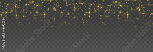 Fotografia, Obraz Sparks and stars shine with a special light
